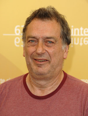Stephen Frears, director of The Queen(2006)