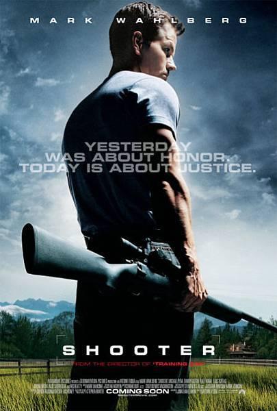 《Shooter》美版宣傳海報