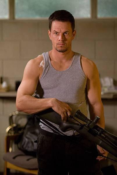《Shooter》主角 Mark Wahlberg