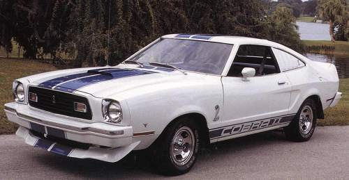 2nd Generation Ford Mustang Cobra 2 Edition