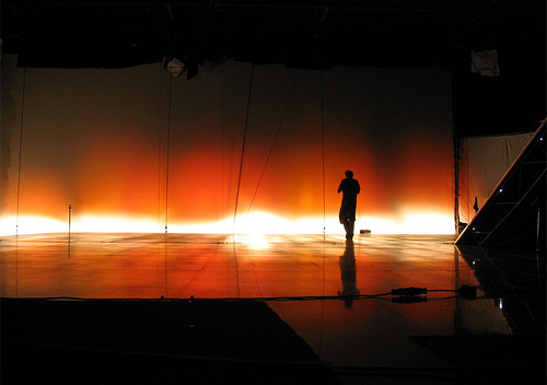 《Sunshine / 太陽浩劫》天體觀覽室的樣子