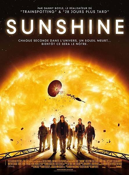 《Sunshine / 太陽浩劫》宣傳海報(3)