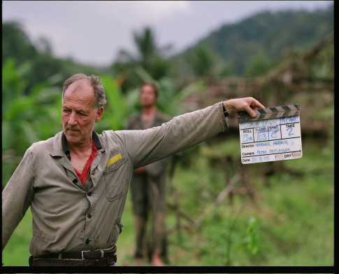 Werner Herzog directing Rescue Dawn (1)