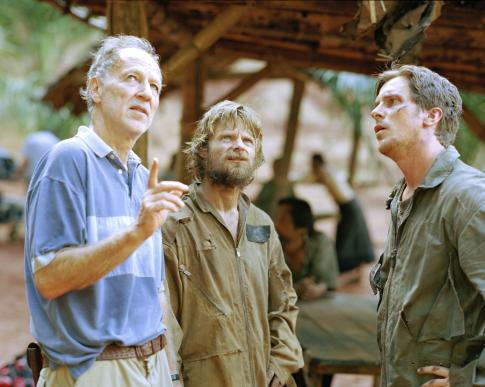 Werner Herzog directing Rescue Dawn (2)