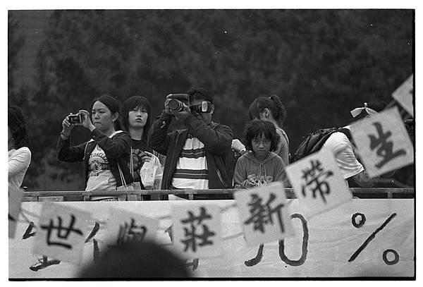 415樂生遊行、攝影師們