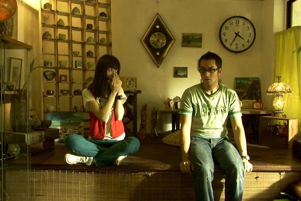 《沈睡的青春》劇中場景(1)