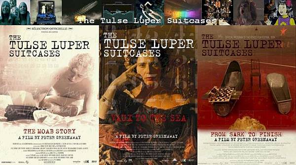 the tulse luper suitcases (all)