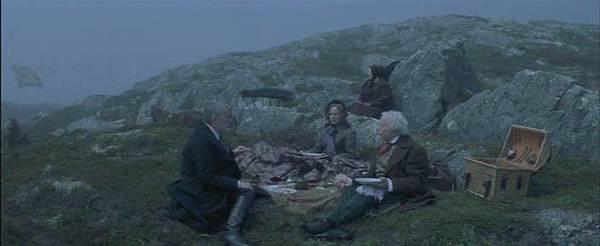 《聖皮耶島的寡婦》場景(11)