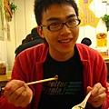 麻辣臭豆腐代言1