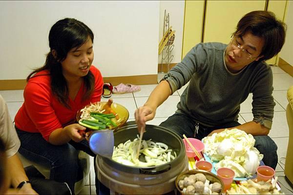 20051126_怡君家的火鍋壽喜燒_album/Sukiyaki0008