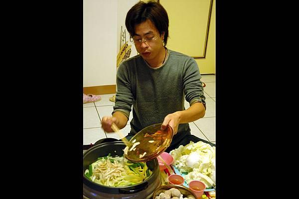20051126_怡君家的火鍋壽喜燒_album/Sukiyaki0010