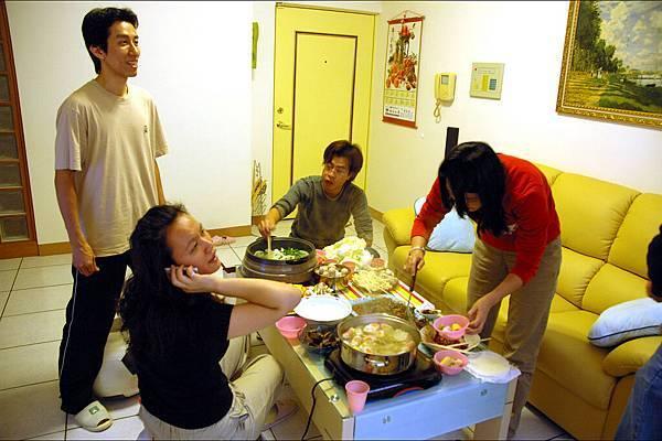 20051126_怡君家的火鍋壽喜燒_album/Sukiyaki0009