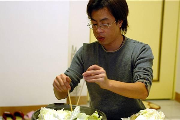 20051126_怡君家的火鍋壽喜燒_album/Sukiyaki0014