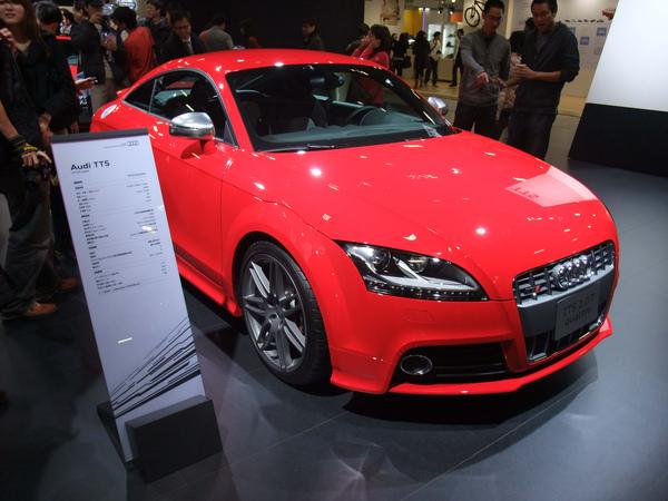 Audi TTS 2.0