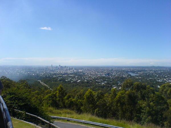 庫塔山的view 2