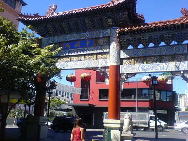 黃金海岸的中國城