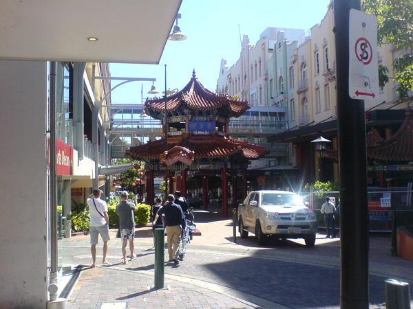 黃金海岸的中國城2