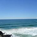 美麗的海岸線
