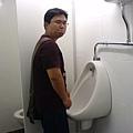 要墊腳尖才上的到的廁所