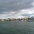 黃金河岸的view