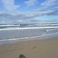 布洛德黃金沙灘廣大海岸線