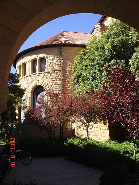 2007加州史丹佛大學