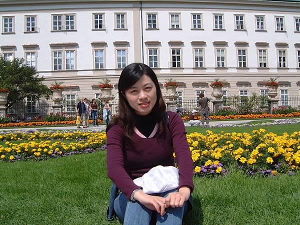 2005奧地利薩爾茲堡米拉貝爾花園