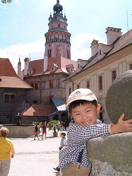 2005捷克CK彩繪塔