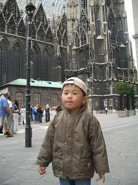 2005維也那聖史蒂芬大教堂