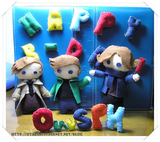 HAPPY B-D OurSPN