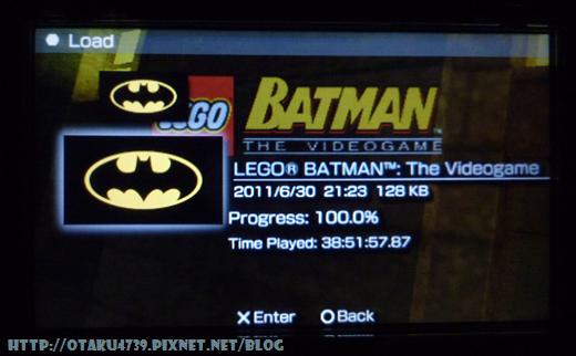 樂高蝙蝠俠100%