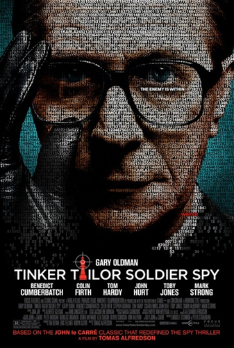 Thinker, Tailor, Soldier, Spy