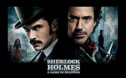 Sherlock Holmes-A Game of Shadows