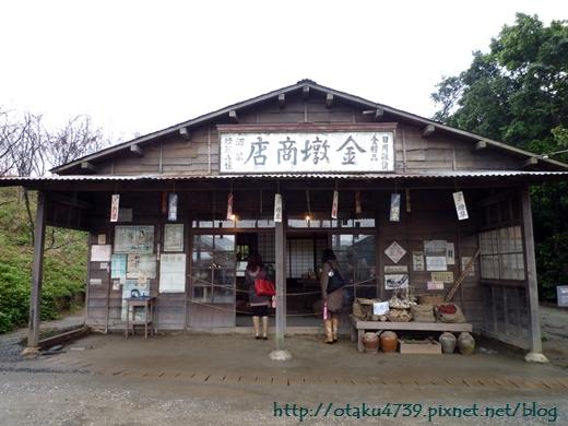 林口霧社街-金墩商店