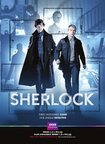 BBC Sherlock(2010) S2