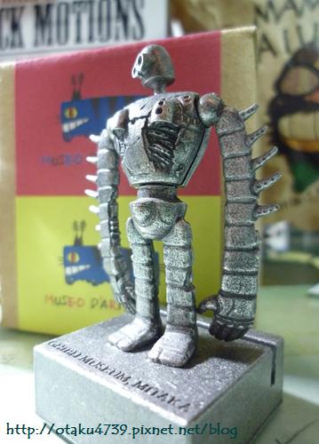 學弟日本行土產-巨神兵