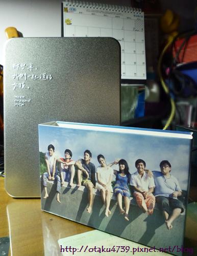 那些年,我們一起追的女孩-DVD鐵盒