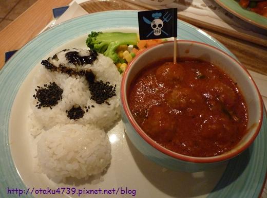 ONE PIECEメモリアルログ-香吉士愛的料理1