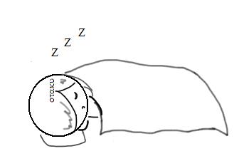 睡到不想醒