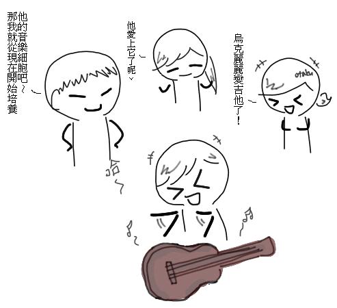 烏克麗麗變吉他