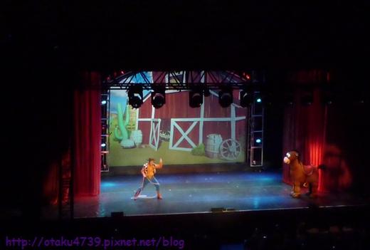 米奇音樂嘉年華-第五景 迪士尼與皮克斯之玩具總動員1