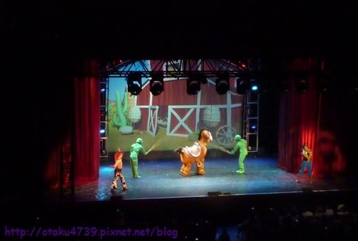 米奇音樂嘉年華-第五景 迪士尼與皮克斯之玩具總動員2