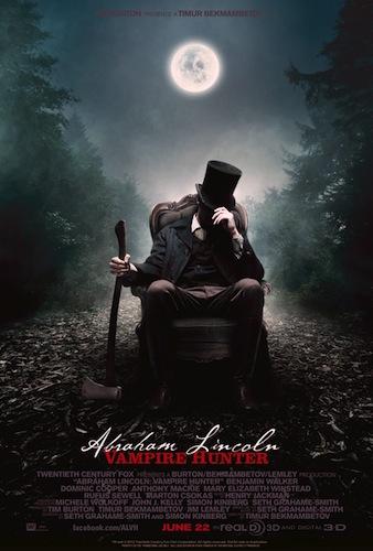 Abraham Lincoln-Vampire Hunter