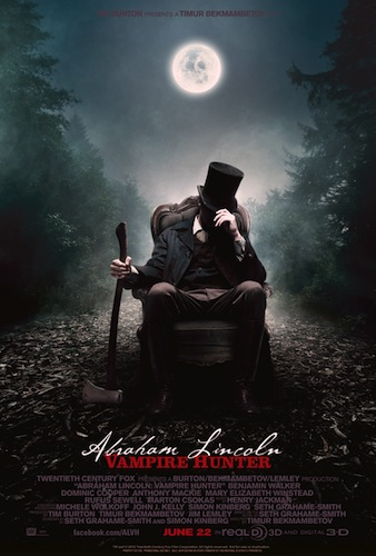 Abraham Lincoln-Vampire Hunter