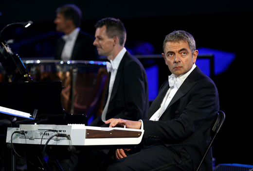 2012 Olympic Games Opening Ceremony-豆豆先生 Rowan Atkinson