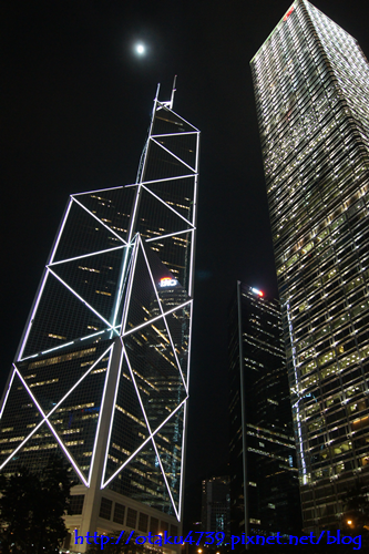 香港-夜景