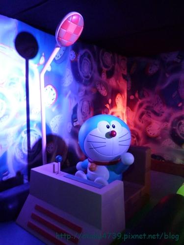 哆啦A夢誕生前100年特展-場景 哆啦A夢的時光機