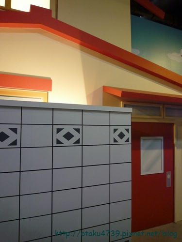 哆啦A夢誕生前100年特展-場景 大雄的家