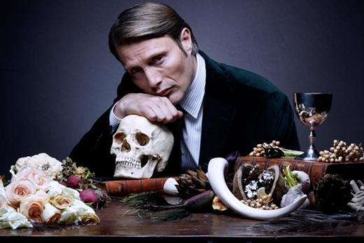 Dr. Hannibal Lecter-Mads Mikkelsen