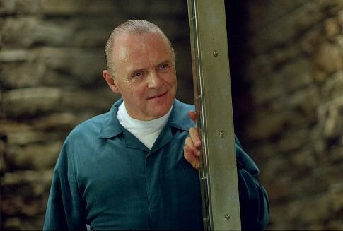 Dr. Hannibal Lecter-Anthony Hopkins